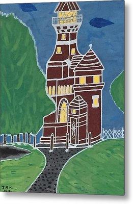 Kiel Germany Lighthouse. Metal Print by Jonathon Hansen