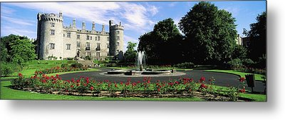 Kilkenny Castle, Co Kilkenny, Ireland Metal Print by The Irish Image Collection