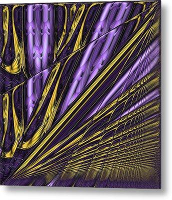 Kinesis Metal Print by Wendy J St Christopher