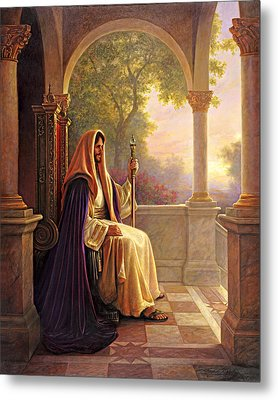 King Of Kings Metal Print by Greg Olsen