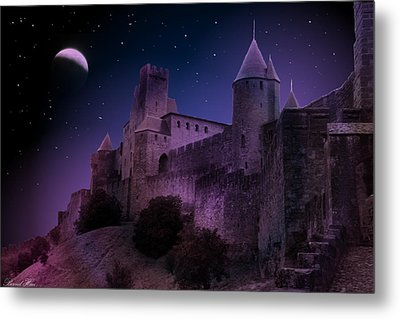 Metal Print featuring the photograph King Of My Castle by Bernd Hau