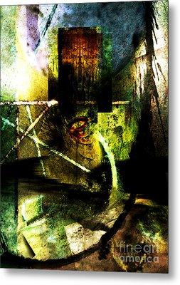 King Of Sadness Metal Print
