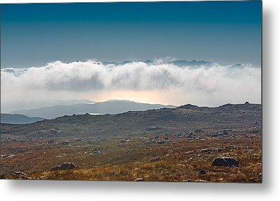 Metal Print featuring the photograph Kingdom In The Sky by Gary Eason