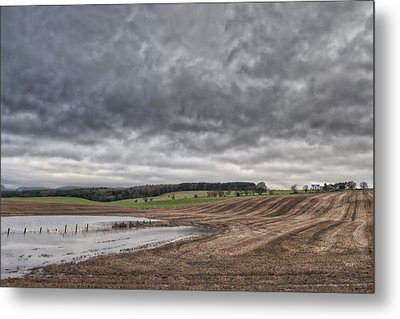 Kingdom Of Fife Metal Print by Jeremy Lavender Photography