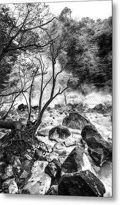 Kirishima Metal Print