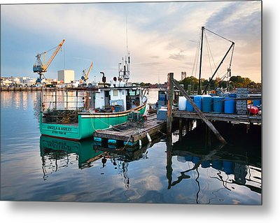 Kittery Foreside Metal Print by Eric Gendron