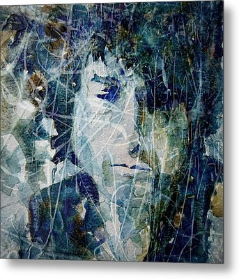 Knocking On Heaven's Door Metal Print by Paul Lovering