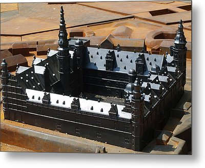 Metal Print featuring the photograph Kronborg Slot by Michael Canning