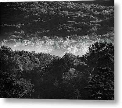 Metal Print featuring the photograph La Vallee Des Fees by Steven Huszar