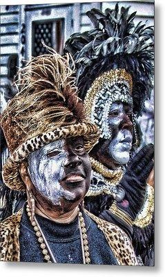Ladies Of Zulu 2008 Metal Print by Jerome Holmes