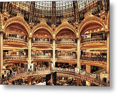 Metal Print featuring the photograph Lafayette by Stefan Nielsen