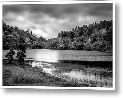 Lagoa Do Itapeva-pindamonhangaba-sp Metal Print