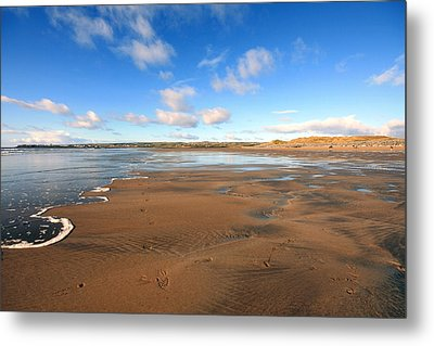 Lahinch View Metal Print by John Quinn