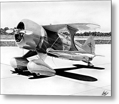 Laird Super Solution Metal Print by Lyle Brown