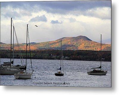 Lake Champlain Metal Print