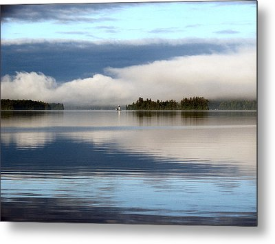 Lake Cobb'see Metal Print