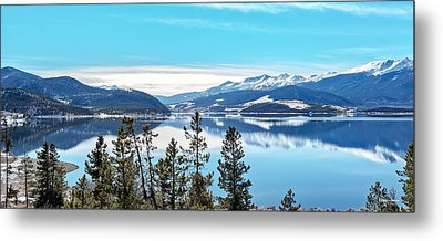 Lake Dillon Colorado Metal Print