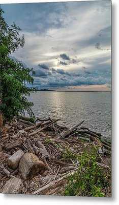 Lake Erie Serenade Metal Print