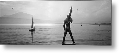 Lake Geneva Metal Print