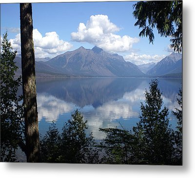 Lake Mcdonald Glacier National Park Metal Print by Marty Koch