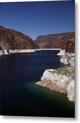 Lake Mead Metal Print by Kelvin Booker