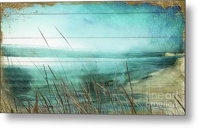 Lake Of Stars Metal Print by Mindy Sommers