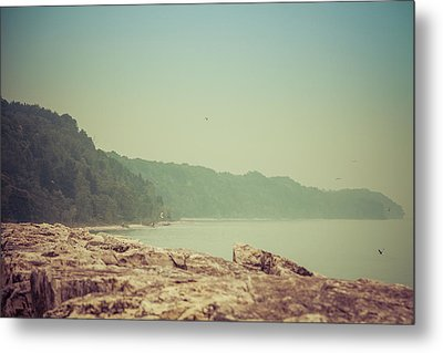 Metal Print featuring the photograph Lake Park Port Washington by Joel Witmeyer