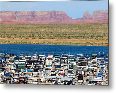 Lake Powell Arizona Metal Print