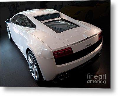 Lamborghini Gallardo Lp550-2 Metal Print