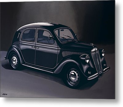 Lancia Ardea 1939 Painting Metal Print by Paul Meijering
