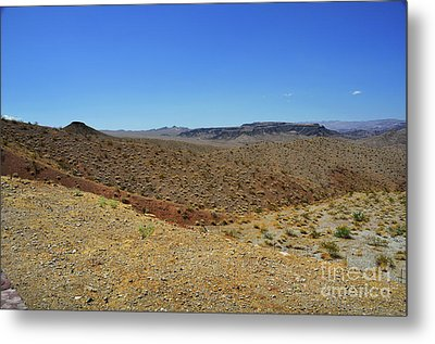Landscape Of Arizona Metal Print by RicardMN Photography