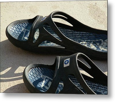 Metal Print featuring the photograph Last Day Of Summer by Votus