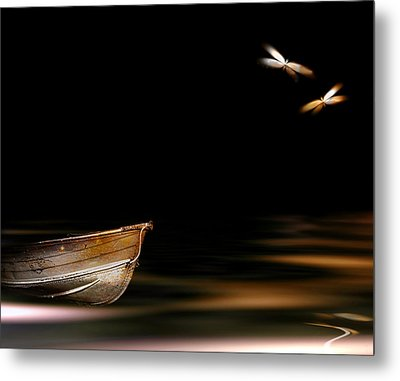 Last Journey Metal Print by Jacky Gerritsen