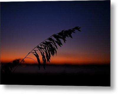 last light at Hilton Head Island Metal Print