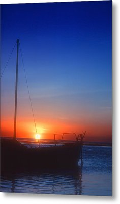 Last Light Metal Print by Stephen Anderson
