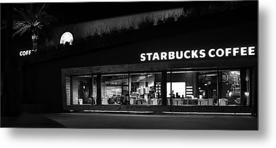 Metal Print featuring the photograph Late Night At The Bucs by David Lee Thompson