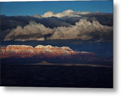 Metal Print featuring the photograph Layered Light by Ron Chilston