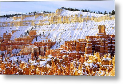 Metal Print featuring the photograph Layers by Chad Dutson