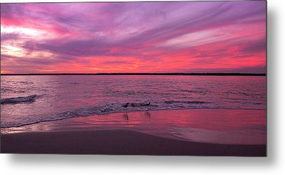 Leave Us To Dream 2 Metal Print by Betsy Knapp