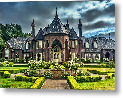 Ledson Winery 2 Metal Print by Phil Clark