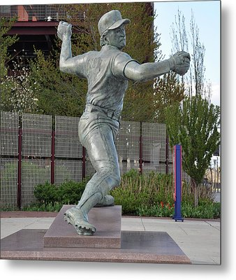 Lefty - Phillie Steve Carlton Metal Print