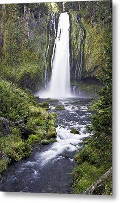 Lemolo Falls Metal Print