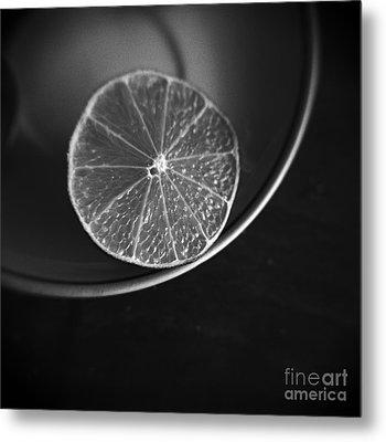 Lemon Metal Print by Andrey  Godyaykin