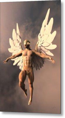 Lemon Angel Metal Print by Joaquin Abella