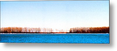 Metal Print featuring the photograph Leslie Spit From Cherry Beach 33 Dbae by Lyle Crump