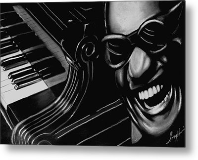 Let It Do What It Do Metal Print by Stacy V McClain