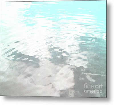 Metal Print featuring the photograph Let It Flow by Rebecca Harman