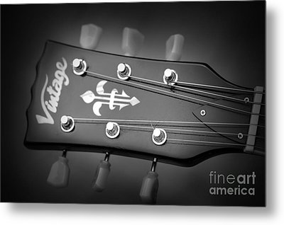 Metal Print featuring the photograph Let The Music Play by Baggieoldboy