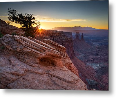 Metal Print featuring the photograph Let There Be Light by Dan Mihai