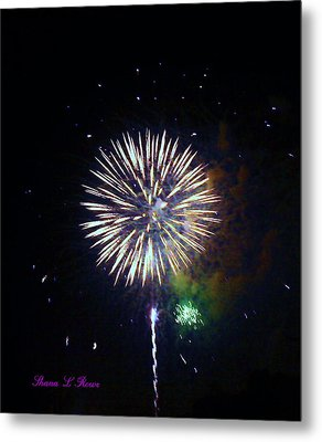 Metal Print featuring the photograph Lets Celebrate by Shana Rowe Jackson